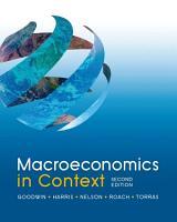 Macroeconomics in Context PDF