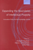 Expanding the Boundaries of Intellectual Property