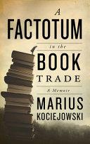A Factotum in the Book Trade