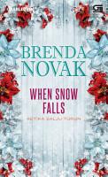 Harlequin  Ketika Salju Turun  When Snow Falls  PDF