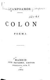 Colón: poema