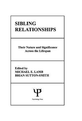 Sibling Relationships PDF
