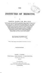 The Institutes of Medicine PDF