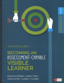 Becoming An Assessment Capable Visible Learner Grades 6 12 Level 1 Teacher S Guide Book PDF