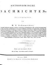 Astronomische Nachrichten: Volume 26