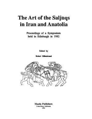 The Art of the Saljūqs in Iran and Anatolia
