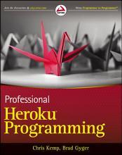 Professional Heroku Programming PDF