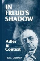 In Freud s Shadow PDF
