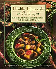 Healthy Homestyle Cooking