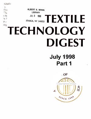 Textile Technology Digest