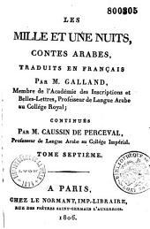 Les Mille et une nuits: contes arabes
