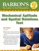 Barron s Mechanical Aptitude and Spatial Relations Test PDF