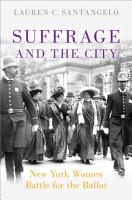 Suffrage and the City PDF