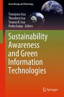 Sustainability Awareness and Green Information Technologies PDF