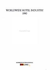 Worldwide Hotel Industry PDF