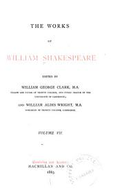 The Works of William Shakespeare: Romeo and Juliet. Timon of Athens. Julius Caesar. Macbeth