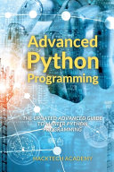 Advanced Python Programming PDF