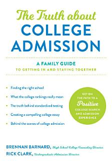 The Truth about College Admission Book