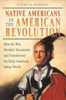 Native Americans in the American Revolution PDF