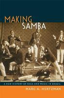 Making Samba PDF