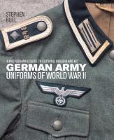 German Army Uniforms of World War II PDF
