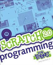 Scratch 2.0 Programming for Teens