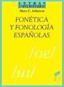 Fon  tica y fonolog  a espa  olas PDF