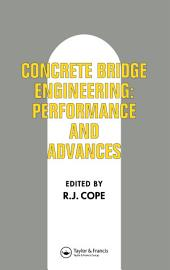 Concrete Bridge Engineering: Performance and advances