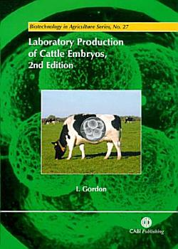 Laboratory Production of Cattle Embryos PDF