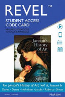 Janson's History of Art Revel Access Card