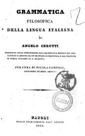 corso d'insegnamento elementare : studio della lingua italiana : grammatica