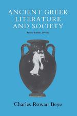 Ancient Greek Literature and Society