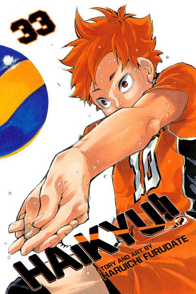 Haikyu    Vol  33