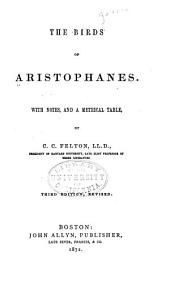 The Birds of Aristophanes