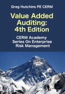 Value Added Auditing: 4th Edition