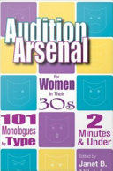 Audition Arsenal for Women in Their 30s PDF