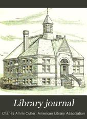 Library Journal: Volume 12