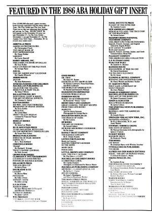 American Bookseller