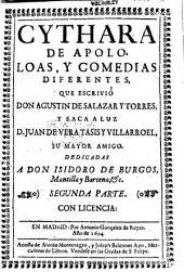 Cythara de Apolo: varias poesias, divinas, y humanas, Volumen 2