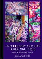 Psychology and the Three Cultures PDF