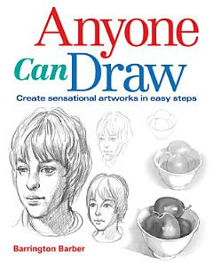 Anyone Can Draw Book