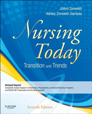 Nursing Today   Revised Reprint   E Book PDF