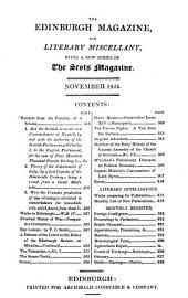 The Scots Magazine ...: Volume 94