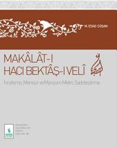 Makâlât-ı Hacı Bektâş-ı Velî