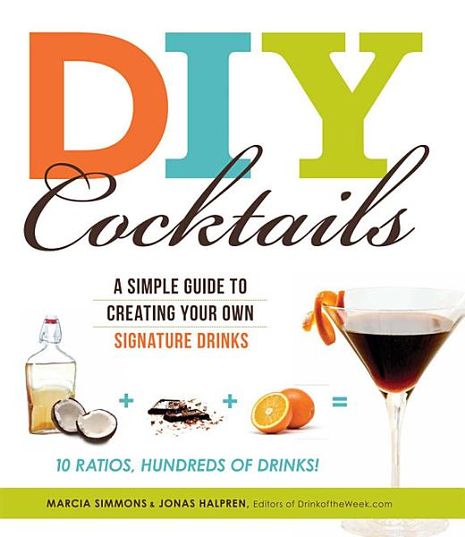 Download DIY Cocktails Book