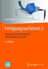 Fertigungsverfahren 2 PDF