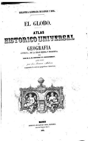 Atlas Hist Rico Universal