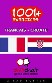 1001+ Exercices Français - Croate