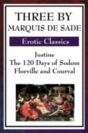 Three by Marquis de Sade PDF