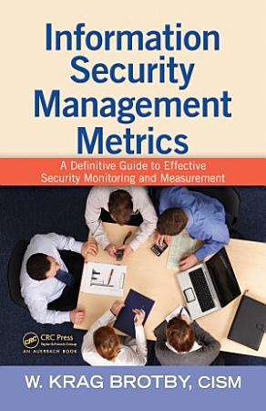 Information Security Management Metrics PDF